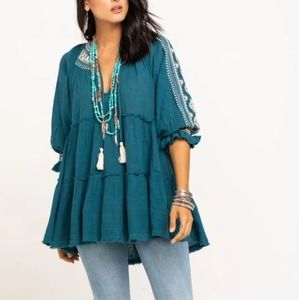 Free People Dream weaver tunic